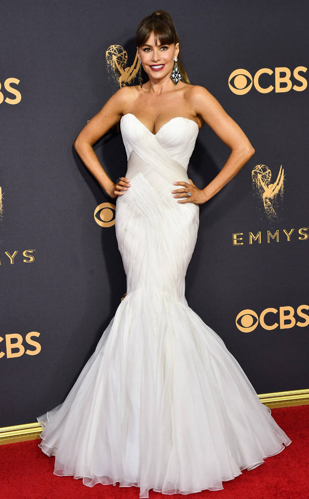 The Best And Worst Dressed Of The 2017 Emmy Awards Red Carpet